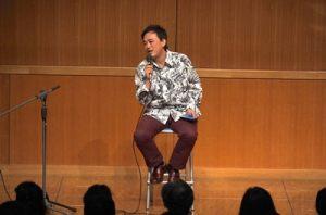 「成城 学びの森」オープン・カレッジ 「音楽の生まれる場所(ところ)」—僕はどうして街を離れたのか— を開催しました